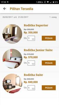 Roditha Hotel Banjarbaru screenshot 2