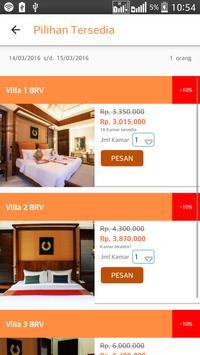 Regali Villas Bali screenshot 2