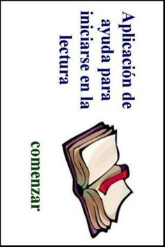 Lectura en preescolar poster
