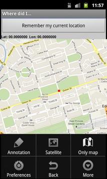 Where did I... apk screenshot
