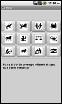 Zodiaco poster