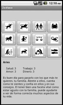 Zodiaco apk screenshot
