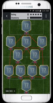 FUT 17 DRAFT by PacyBits apk screenshot