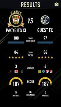 FUT 18 DRAFT by PacyBits скриншот приложения