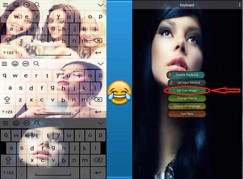 My photo keyboard screenshot 2