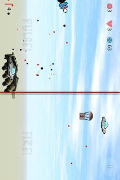 UFO Attack apk screenshot