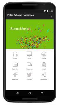 Pablo Alboran - Music And Lyrics screenshot 1