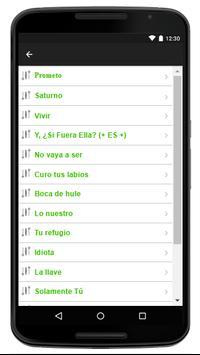 Pablo Alboran - Music And Lyrics screenshot 2