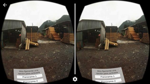 PROBOSQUE VR apk screenshot