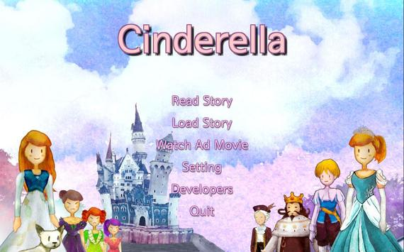 Fairytale : Cinderella screenshot 3