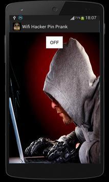 Wifi Hack prank poster