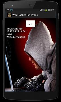 Wifi Hack prank screenshot 1