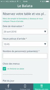 Le Balata apk screenshot