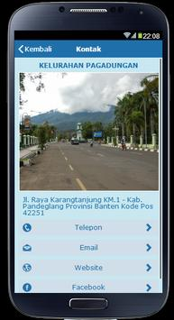Kelurahan Pagadungan screenshot 1