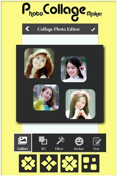 Photo Collage Maker 2018 screenshot 1