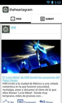 HIM Fanpage screenshot 1