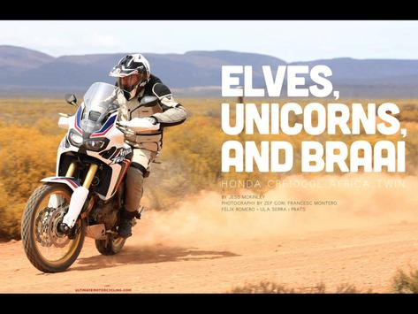Ultimate Motorcycle magazine apk screenshot