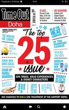 Time Out Doha Magazine apk screenshot