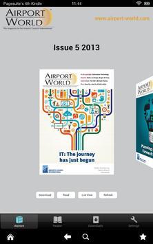Airport World screenshot 1