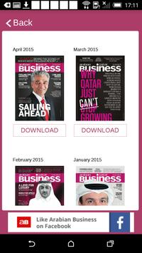 Arabian Business Qatar apk screenshot