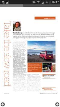 Caravan and Motorhome Club Mag screenshot 3