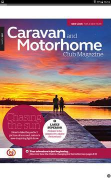 Caravan and Motorhome Club Mag screenshot 11