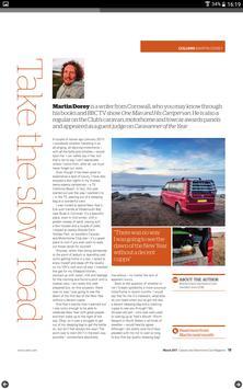 Caravan and Motorhome Club Mag screenshot 13