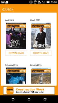 Construction Week India screenshot 3