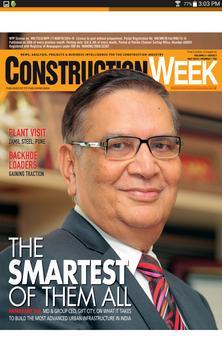 Construction Week India screenshot 7