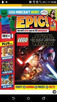 Epic Mag poster
