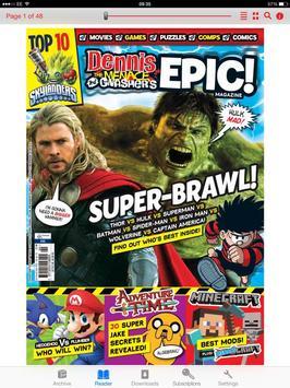 Epic Mag apk screenshot
