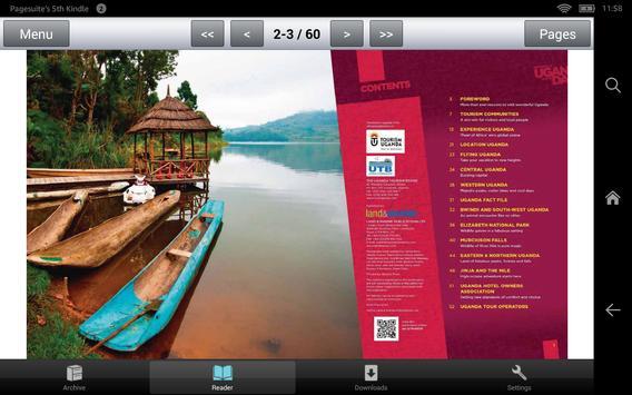 Destination Uganda screenshot 2