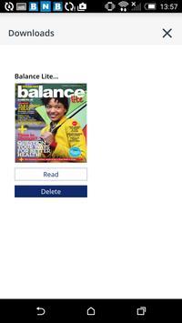 Diabetes UK Publications Lite apk screenshot