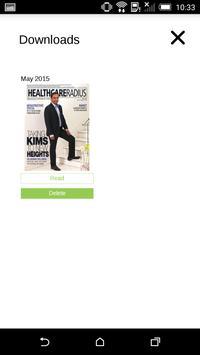 Healthcare Radius screenshot 4