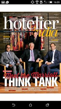 Hotelier India poster