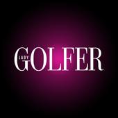Lady Golfer icon