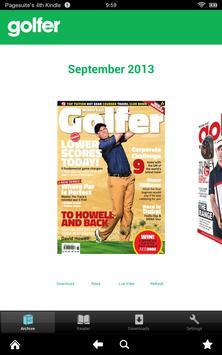 Middle East Golfer apk screenshot