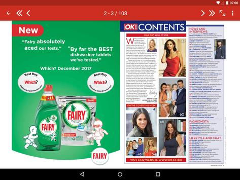 OK! Magazine apk screenshot