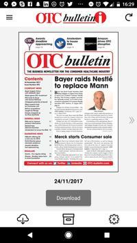 OTC bulletin-i poster