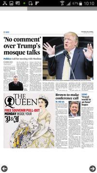 Press & Journal Inverness screenshot 1