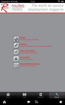 Routes News apk screenshot