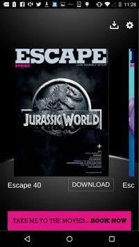 Escape Movies poster