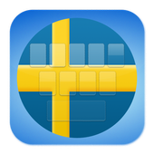 GO Keyboard Swedish SV icon