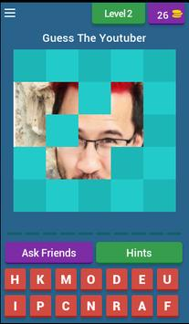 Guess the Popular Youtubers poster