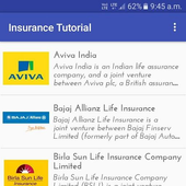 Insurance Tutorial icon