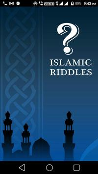 Islamic Riddles poster