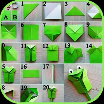 Origami Tutorial screenshot 11
