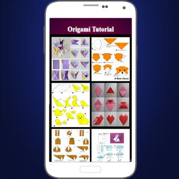 Origami Tutorial screenshot 4