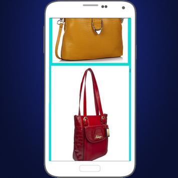 Design Bags women poster