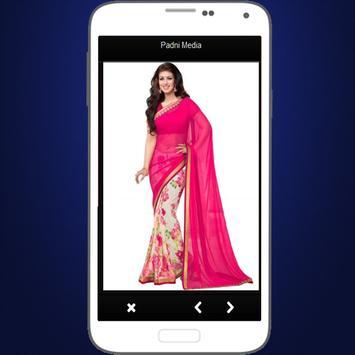 Saree Design Ideas apk screenshot